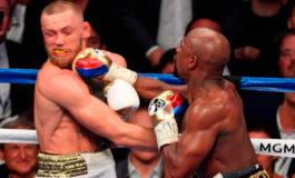 Mayweather vuelve a hostigar a McGregor