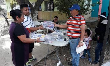 Feria El Lempirita vende útiles escolares baratos en Comayagua