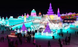 Abre sus puertas la magia anual del festival de hielo de Harbin (Video)