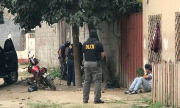 En operativos decomisan droga Crispy en San Pedro Sula