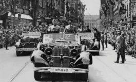 Subastarán lujoso Mercedes de Adolfo Hitler