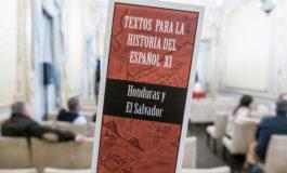 Honduras y El Salvador presentan libro en España