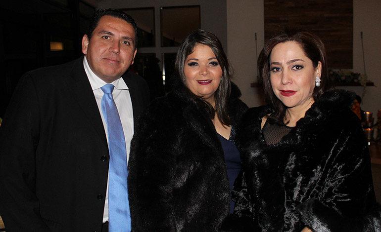 Raúl y Gabbi Kafie, Carol Kattan