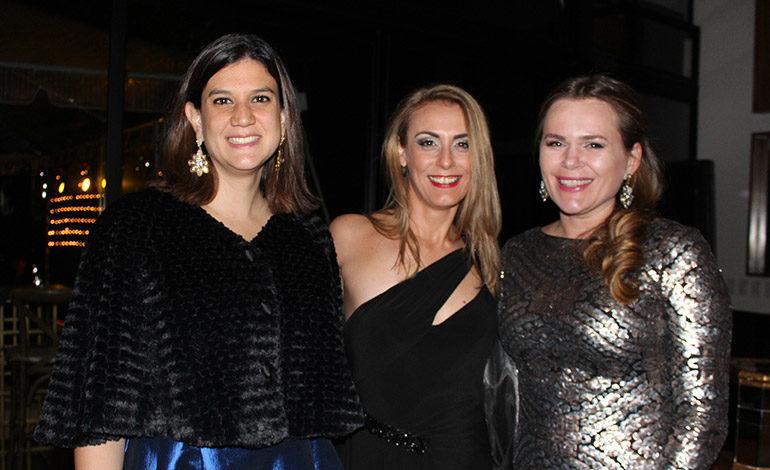 Laura Rivas, Romina de Molina, Christina Dieckmann