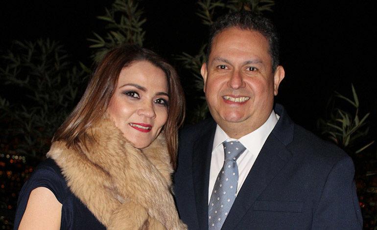 Gabriela y José Jorge Mondragón