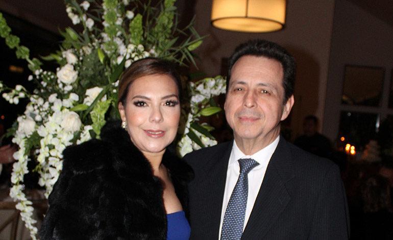 Liziem y Manuel Segura