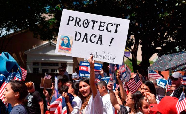 EEUU reanuda el DACA tras orden judicial