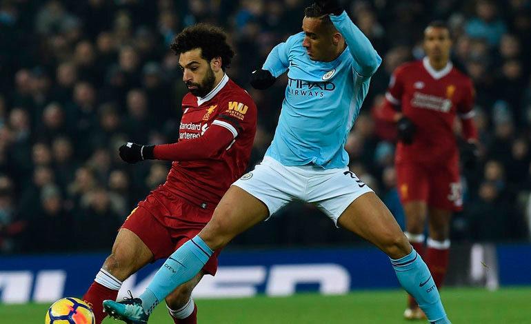 Liverpool acaba con la buena racha del Mánchester City en la Premier