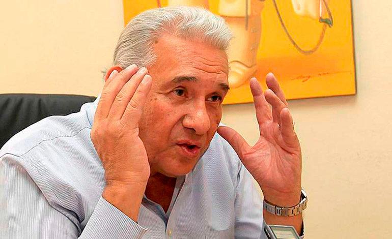 """""""Decir voy o no voy al diálogo, es pura estrategia"""", Olban Valladares"""