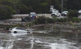 Aumentan a 20 los muertos por las riadas en California