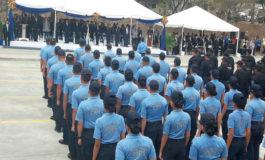Policía Nacional realiza ascensos de 144 oficiales