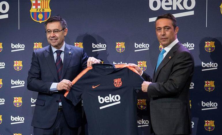 Beko pagará 57 millones € para patrocinar camiseta entrenamiento del Barça