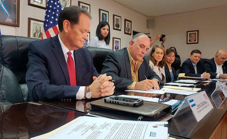 EE UU le apuesta a la productividad y el comercio agrícola en Honduras