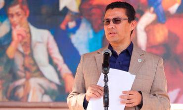 Ebal Díaz llegará al Congreso a entregar veto sobre reformas a Ley de Privación de Dominio