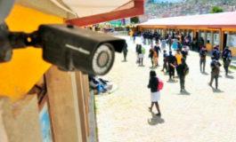 Cámaras de seguridad en centros educativos