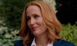 """Gillian Anderson se despide de """"X Files"""""""