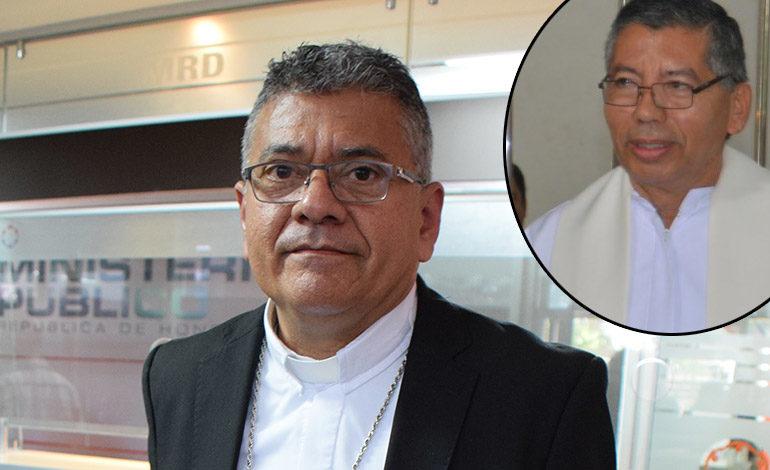 """Obispo de la diósecis de Danlí: """"No estamos encubriendo al padre Germán"""""""