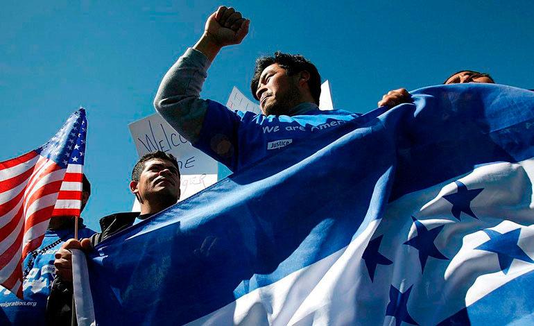 Hondureños confían en ampliación del TPS