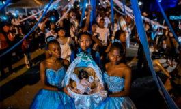 Quinamayó, el pueblo colombiano que celebra la Navidad en febrero (Video)