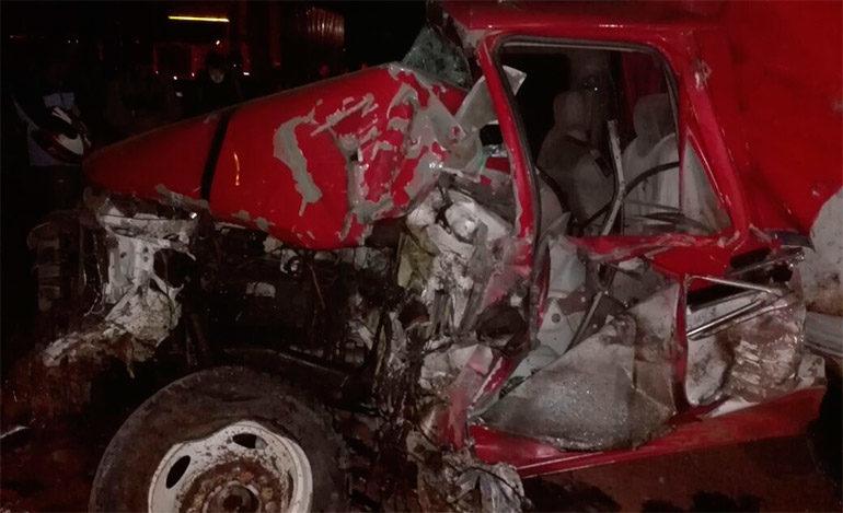 Un muerto y varios heridos deja accidente de tránsito en Cantarranas
