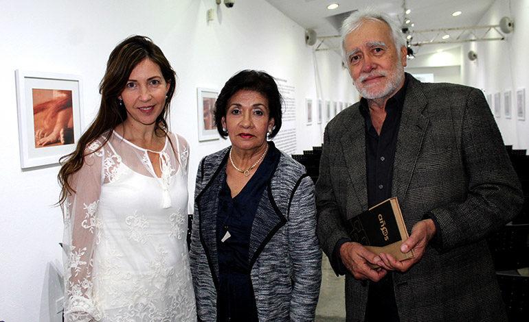 Lorenza Duron, Maria Eugenia Bondy, Ernesto Bondy.