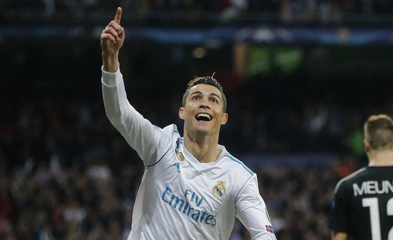 Cristiano primero en marcar 100 goles con el mismo equipo en Europa