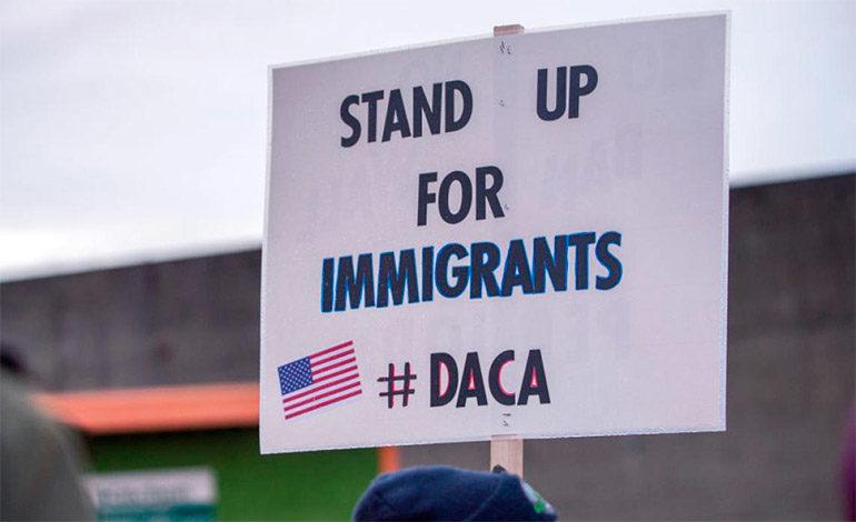 """Trump advierte que se encara la """"última oportunidad"""" para resolver DACA"""
