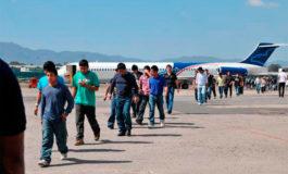 Cantidad de deportados en nivel más alto de tres años