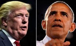 Donald Trump insta a su fiscal general a investigar a Obama por la injerencia rusa