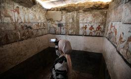 Egipto desvela la tumba de una sacerdotisa de la época de los faraones