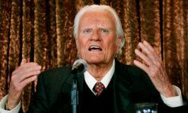 Muere el pastor evangélico Billy Graham a los 99 años