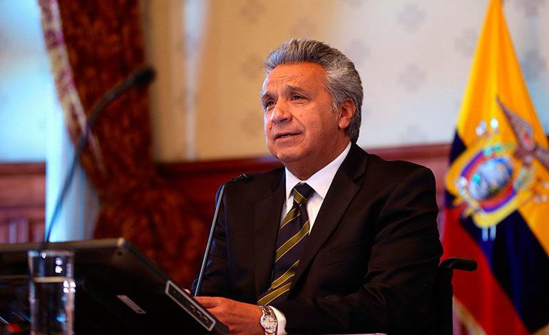Presidente de Ecuador dice a Almagro que hará respetar el mandato popular