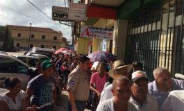PMA entrega transferencias a familias afectadas por lluvias en el 2017