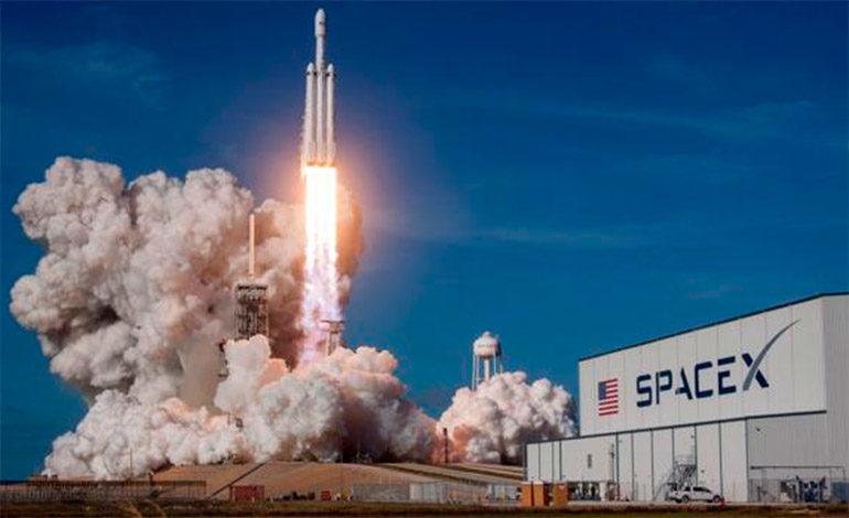 SpaceX lanza el satélite español PAZ