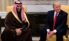 Trump recibe al príncipe heredero saudita para hablar de Irán y reformas del reino
