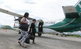 Lista red de aeropuertos para atender a turistas en Semana Santa