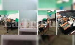 """Completa """"chanchada"""" el centro de salud de los reos en Támara"""