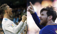 Cristiano con un póker se aproxima a Messi
