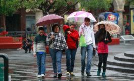 Pronostican frío y lluvias para varias regiones del país (Video)