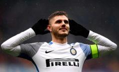 Icardi marca un póker al Sampdoria y alcanza los 103 goles en la Serie A