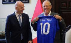 "Kuczynski denuncia ""golpe de Estado"""