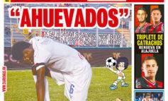 """""""AHUEVADOS"""""""