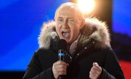 """Putin tras cierre de las urnas: """"En nuestra labor nos guiaremos pensando en el futuro del país"""""""