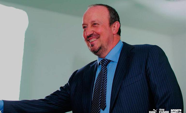 Benítez pide a la directiva del Newcastle que demuestre ambición