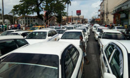 Transportistas anuncian paro de labores