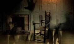 Filma el fantasma de la mujer del almirante Nelson (Video)