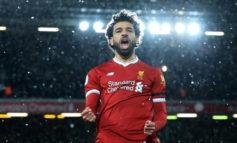 Mohamed Salah por encima de Messi en la Bota de Oro