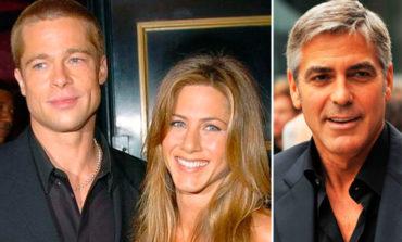 ¡Brad Pitt y Jennifer Aniston retoman su relación, gracias a George Clooney!