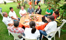 """Ricardo Álvarez: """"Seguiré siendo el puente  entre productores de café"""""""