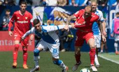 Sevilla recibe una dura dosis de realidad liguera en Butarque